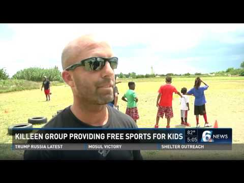 Killeen group providing free sports for kids