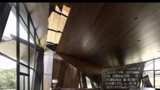 Ассиметричный особняк от Daniel Libeskind