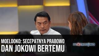 Video Siapa Dalang Rusuh - Moeldoko: Secepatnya Prabowo dan Jokowi Bertemu (Part 7) | Mata Najwa MP3, 3GP, MP4, WEBM, AVI, FLV Juli 2019