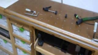 Festool sysport workbench