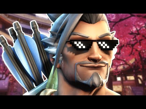 How To Be A Hanzo Main Overwatch
