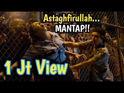 ZOMBIE VS ANAK PRAMUKA BAR BAR • Alur Cerita Film SCOUT GUIDE TO THE ZOMBIE APOCALYPSE (2015)