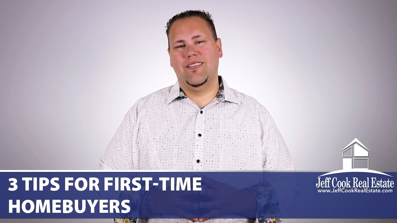 3 Tips for First-Time Homebuyers