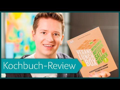 Buchreview: Vegane Lunchbox von Jérôme Eckmeier - Bücherecke