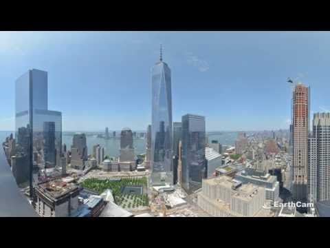 Official 11 Year Timelapse Movie of One World Trade