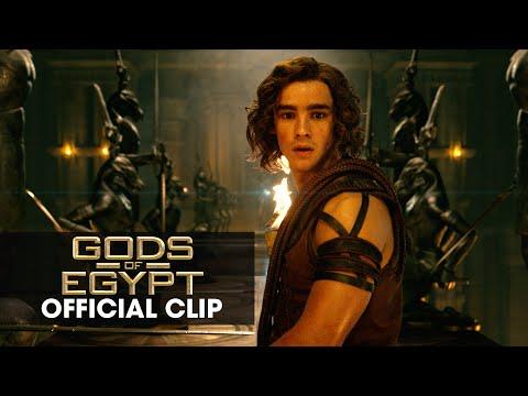 Gods of Egypt (Clip 'The Eye')