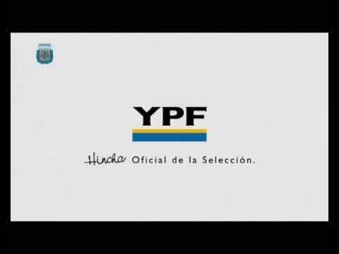 YPF - Argentina para el Mundial