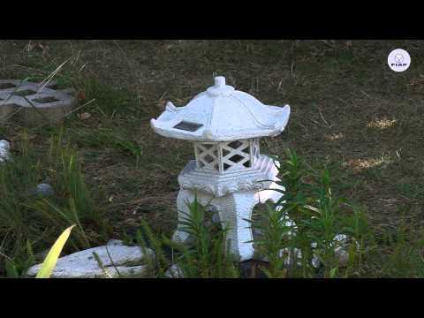 FIAP Solar Active solar garden lamps