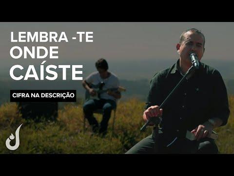 Reflexão - CLIPE DA MUSICA LEMBRA-TE ONDE CAISTE - DAVY MAIA (REFLEXÃO)
