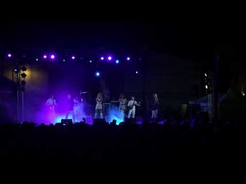 ABBA revival - 01 Julio 2017 en Sant Feliu de Pallerols (Girona)