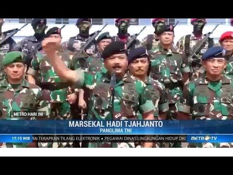 Panglima TNI: yang Gagalkan Pelantikan Presiden Akan Berhadapan dengan TNI!