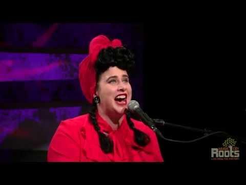 """Davina and the Vagabonds """"Sugar Moon"""""""