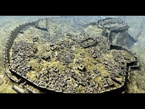 12.000 jaar oude Anunnaki-reuzen slapen in stilte opgegraven in Iran