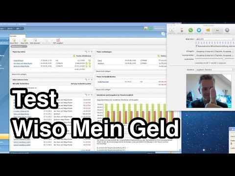 Test WISO Mein Geld Professional & Standard | WISO Software Test