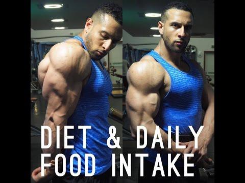 4 WEEKS OUT | DIET & DAILY FOOD INTAKE