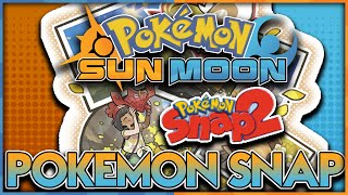 POKEMON SNAP IN POKEMON SUN AND MOON! Poke Finder Feature Provides Pokemon Snap 2 Experience! by aDrive