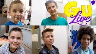 Video VLOG - Making-of Émission GU'LIVE avec Swan, Néo, Joan, Max & Mango - Partie 1/3 MP3, 3GP, MP4, WEBM, AVI, FLV Agustus 2017