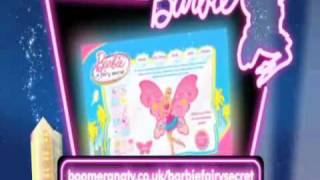 desene animate Barbie In Secretul Zanelor - Barbie Fairy Lead Doll