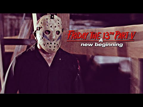 Friday the 13th Part 5: A New Beginning (1985) Barn Scene