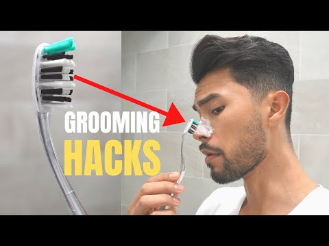 7 Grooming Hacks Every Man Should Know