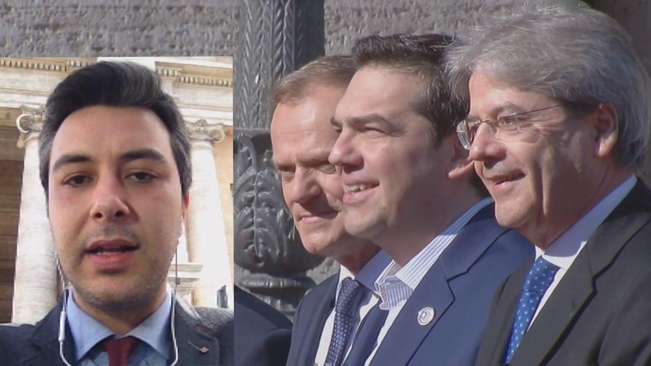 Στη Ρώμη το κοινωνικό κεκτημένο μπήκε στο επίκεντρο