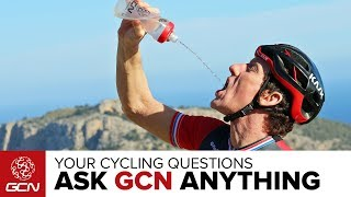 Welcome to Ask GCN Anything About Cycling, where ex pro Matt Stephens is here to answer all of your questions, from getting...