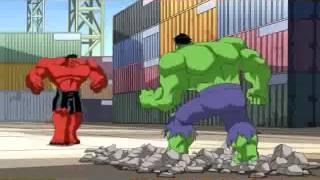 Video Os Vingadores Hulk verde vs Hulk Vermelho MP3, 3GP, MP4, WEBM, AVI, FLV Mei 2018