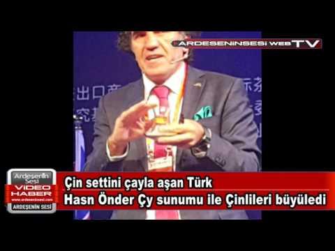 Çayın Ana vatanı Çin'de Türk Çay Kültürü