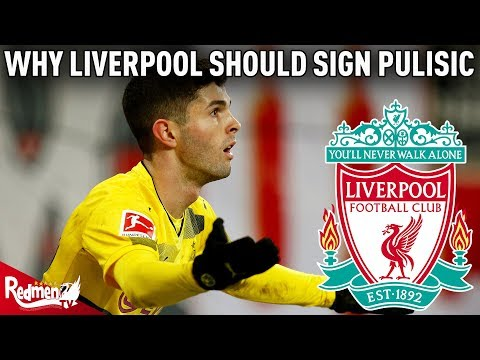 Why Liverpool Should Sign Christian Pulisic, With Grant Wahl