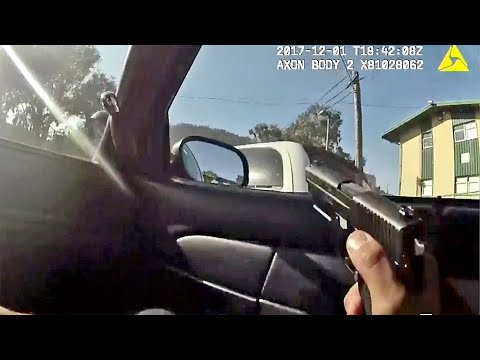 SFPD Releases Body-Cam Footage of Deadly Police Shooting in Bayview