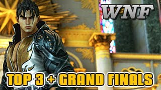 Tekken 7 Fated Retribution  Tournament  TOP 3 + Grand Final (P. Ling, Anakin, Runitblack) All credits go to IeveIuplive...