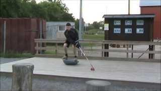 Farsta Sweden  city pictures gallery : Stickhandling and skating drills. Farsta Hockey, Sweden.
