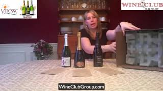 http://www.wineclubgroup.com/reviews -- For all of our Wine of the Month Club Reviews. In this review, Tricia shares her...