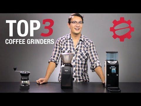 Top 3 Coffee Grinders of 2017