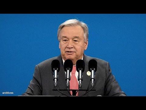 Γ.Γ. του ΟΗΕ: «Τα Ηνωμένα Έθνη χρειάζονται μία Ενωμένη και ισχυρή Ευρώπη»