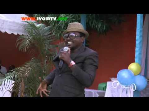 Cote D'ivoire : l'humoriste enka2ka en spectacle