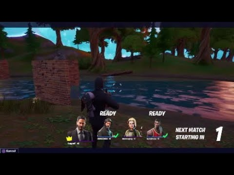 """""""THIRD TIME'S A CHARM.""""-Fortnite Gameplay (Ft Shae, AyooAvenue, & GNP)"""