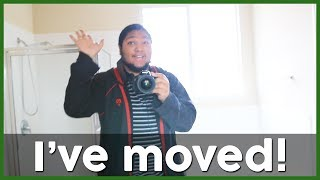 I'm finally out of the old house and have moved down to Austin, Texas! Here's me rambling about a few things while showing the...
