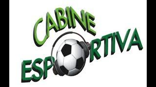 Cabine Esportiva - Exibição 24/07/2017 - Jogos Regionais/Futebol SES /Palmeiras/ Camp Amador.