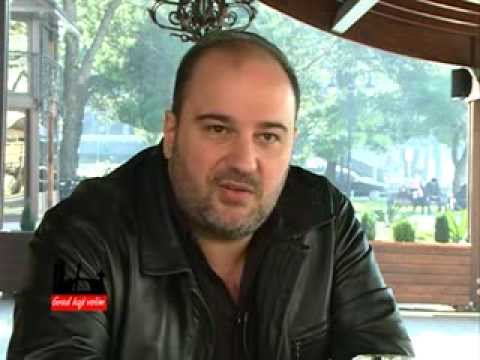 IGOR ĐUROVIĆ, estradni umetnik 13.01.2013