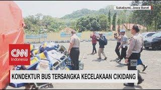 Video Kondektur Bus Tersangka Kecelakaan di Cikidang Sukabumi MP3, 3GP, MP4, WEBM, AVI, FLV September 2018