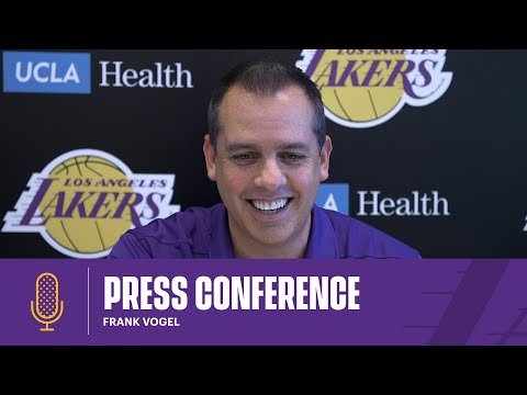 Frank Vogel discusses new team acquisitions and the upcoming season | Press Conference