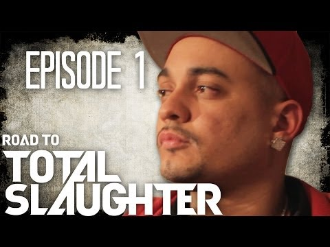 Eminem's Shady Films Presents: Road to Total Slaughter Ep. 1 of 4: (UNCENSORED)