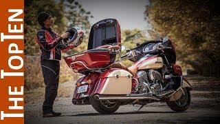 8. The Top Ten Best Touring Motorcycles