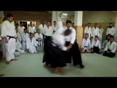 Aikido summer camp/part 1-tai-jutsu