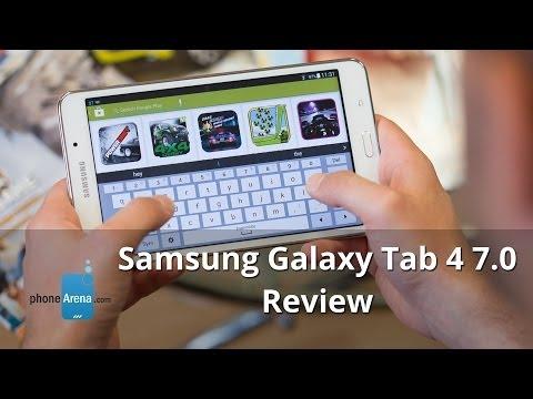 Samsung Galaxy Tab 4 7.0 Review