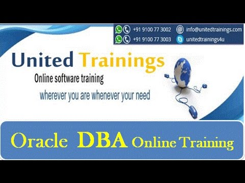 Oracle - DBA