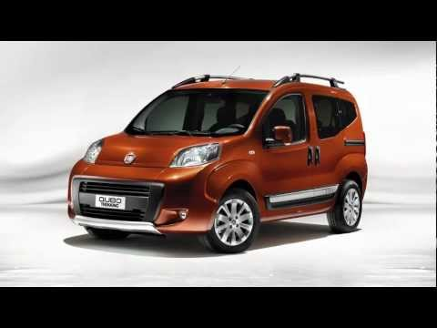 "Fiat Qubo ""New Trekking"" et nouveau Kit ""Nitro"""