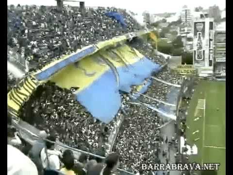 La 12 (Boca Juniors) - Recibimiento + Cantos - La 12 - Boca Juniors