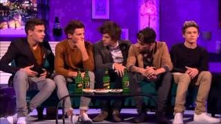 One Direction on Alan Carr Chatty Man - Third Time